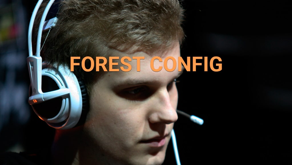 Forest cfg cs 1.6
